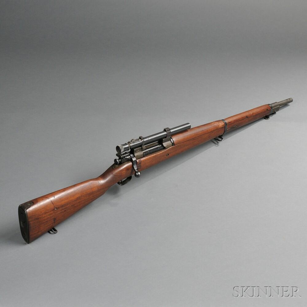 U.S. Model 1903A4 Sniper Rifle