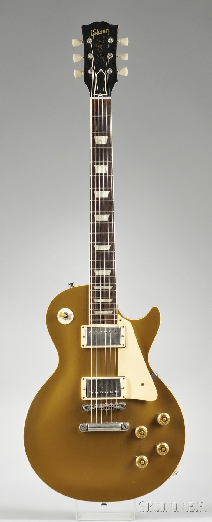 American Guitar, Gibson Incorporated, Kalamazoo, 1957, Model Les Paul