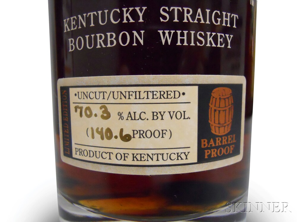 Buffalo Trace Antique Collection George T. Stagg 2006, 3 750ml bottles (oc)