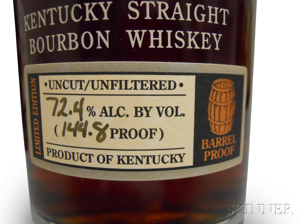 Buffalo Trace Antique Collection George T. Stagg 2007, 3 750ml bottles (oc)
