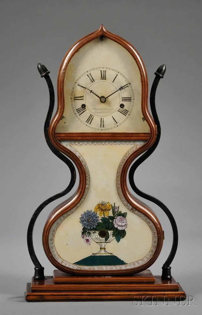 Acorn Shelf Clock