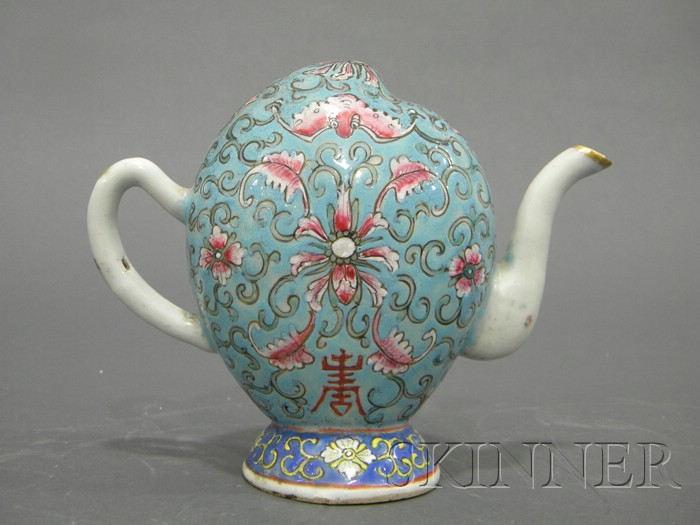 Cadogan Teapot
