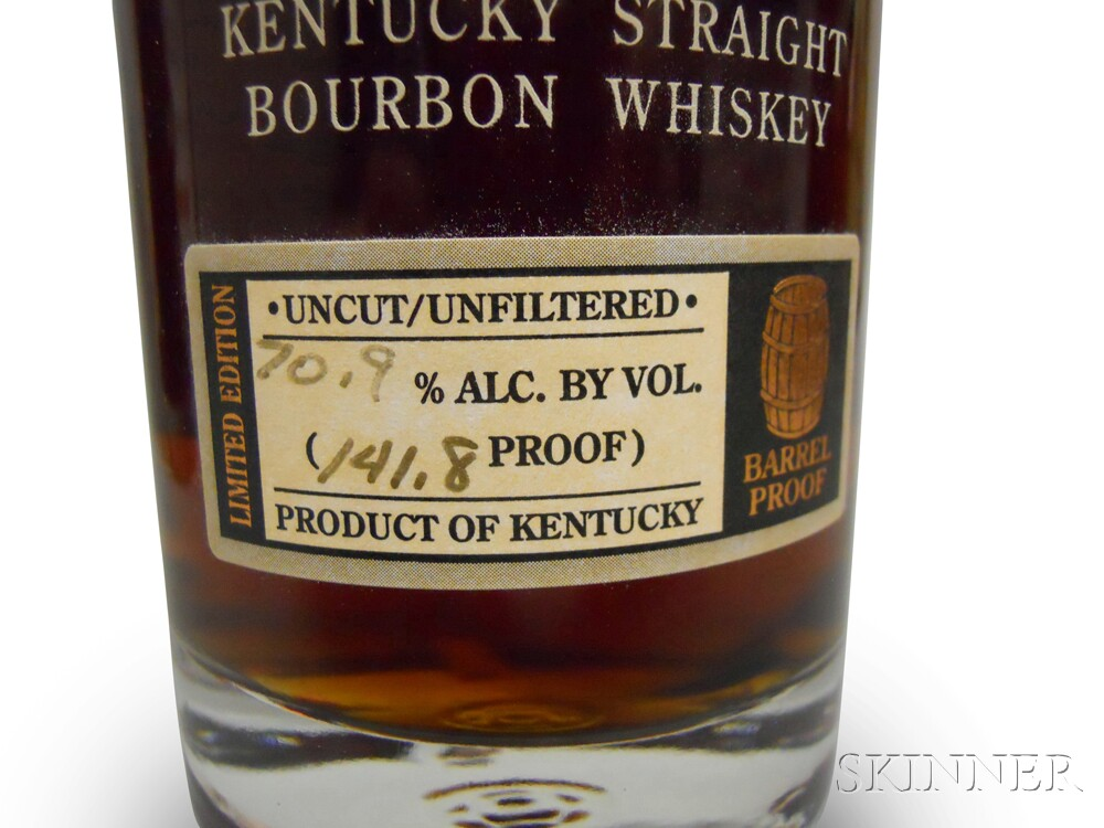 Buffalo Trace Antique Collection George T. Stagg 2008, 3 750ml bottles (oc)