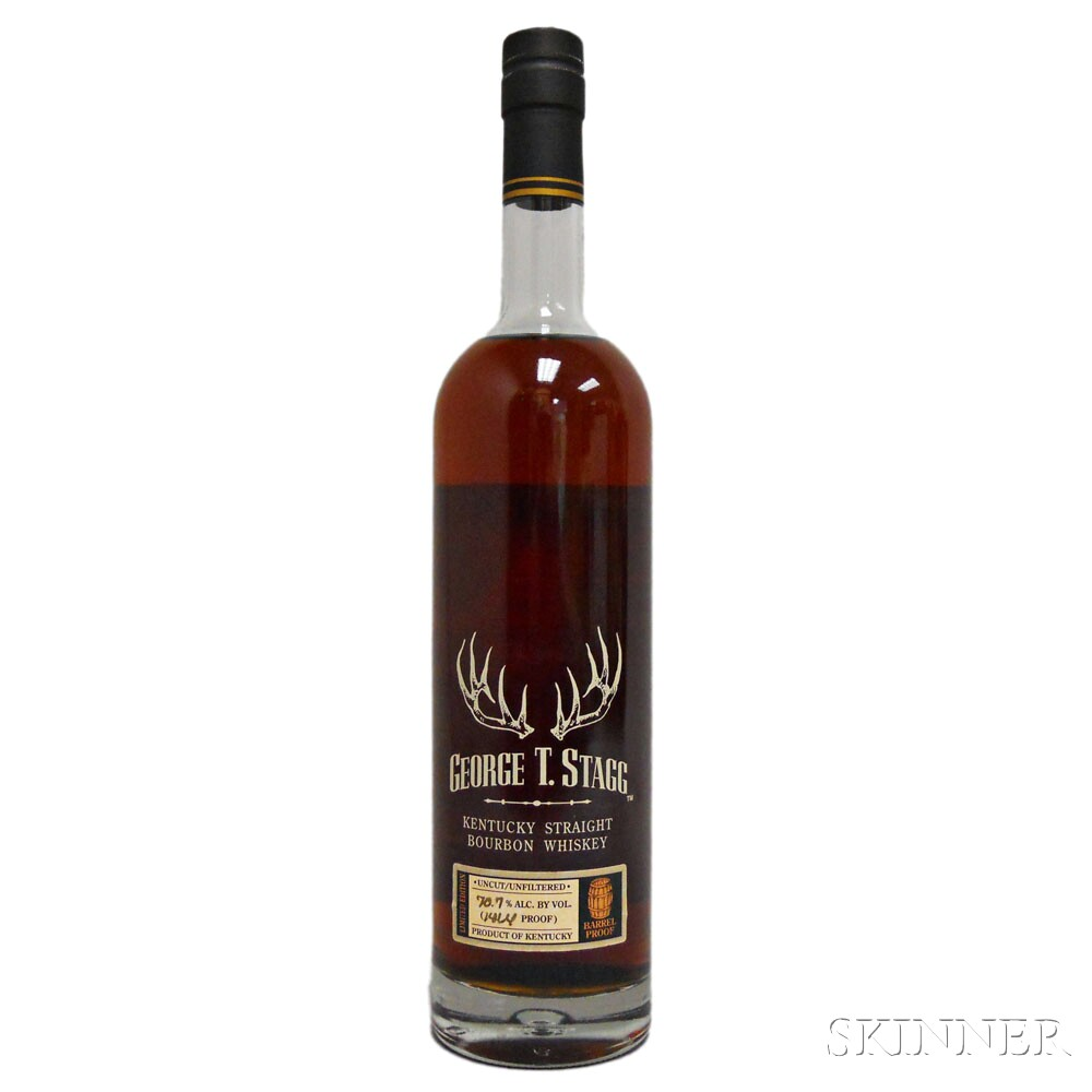 Buffalo Trace Antique Collection George T. Stagg 2009, 1 750ml bottle