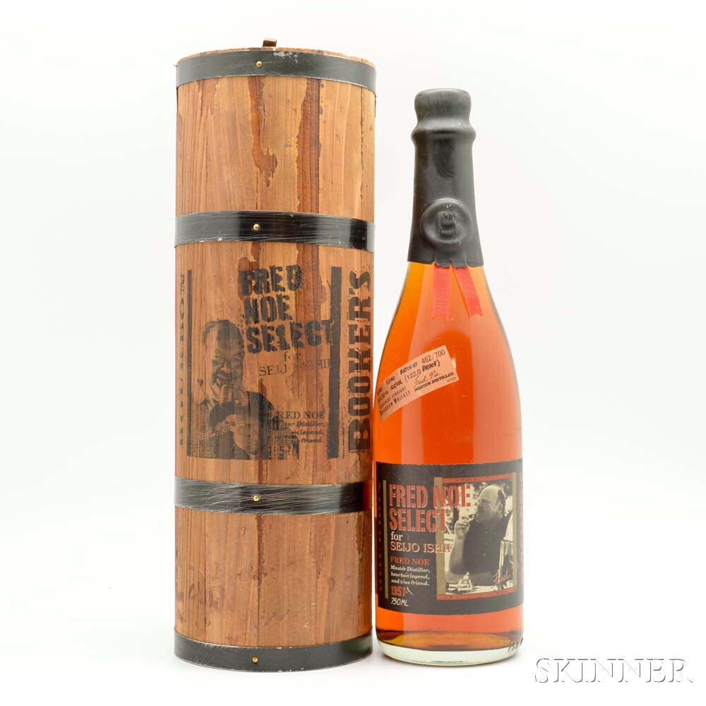 Bookers Fred Noe Select, 1 750ml bottle (owc)