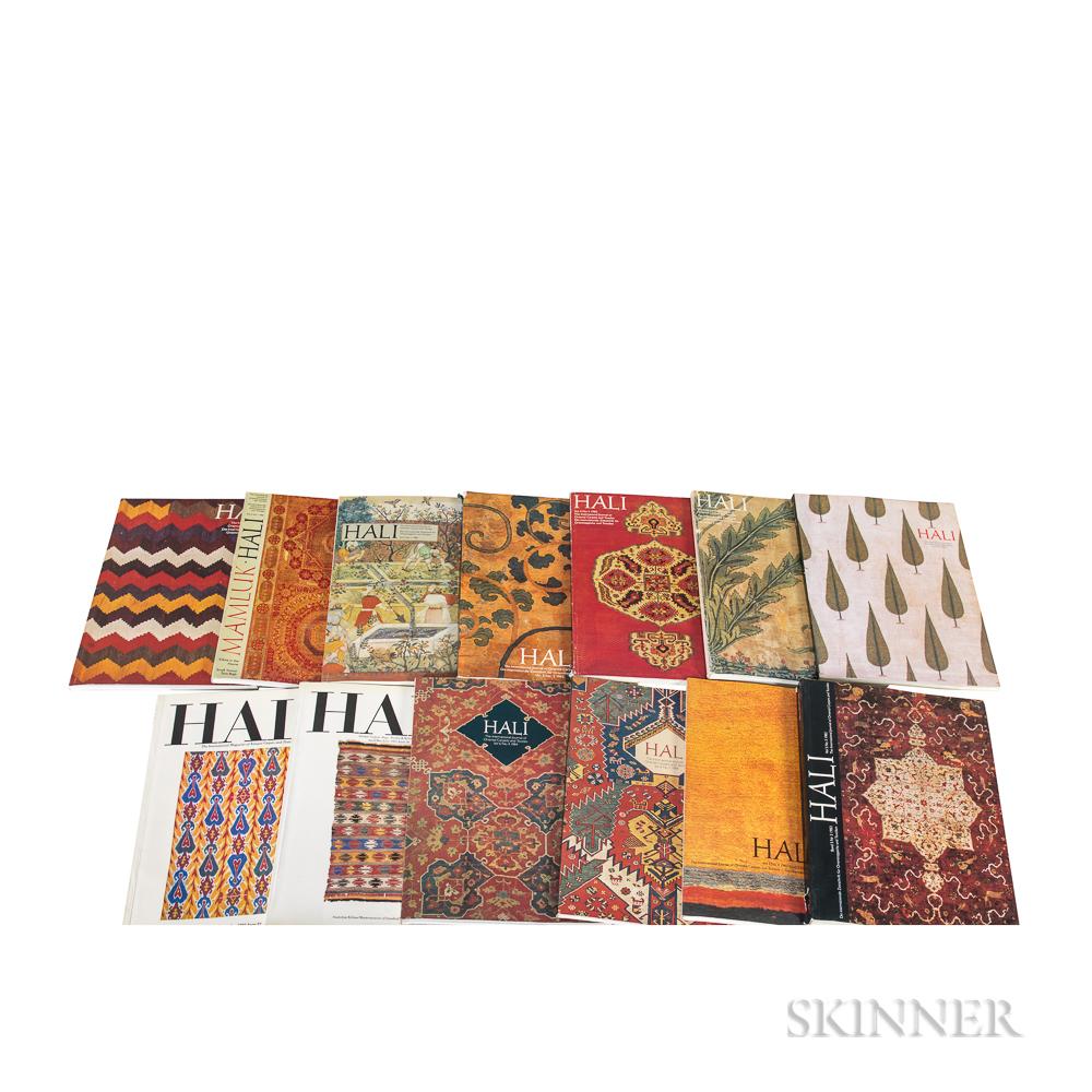 Group of HALI   Magazines