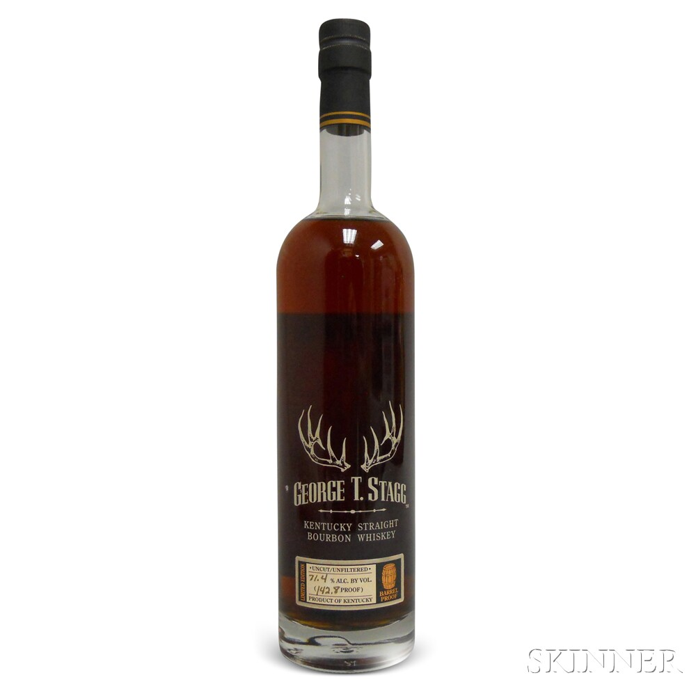 Buffalo Trace Antique Collection George T. Stagg 2012, 1 750ml bottle