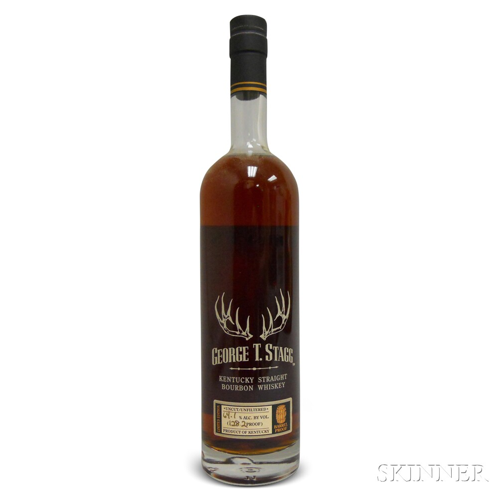 Buffalo Trace Antique Collection George T. Stagg 2013, 1 750ml bottle
