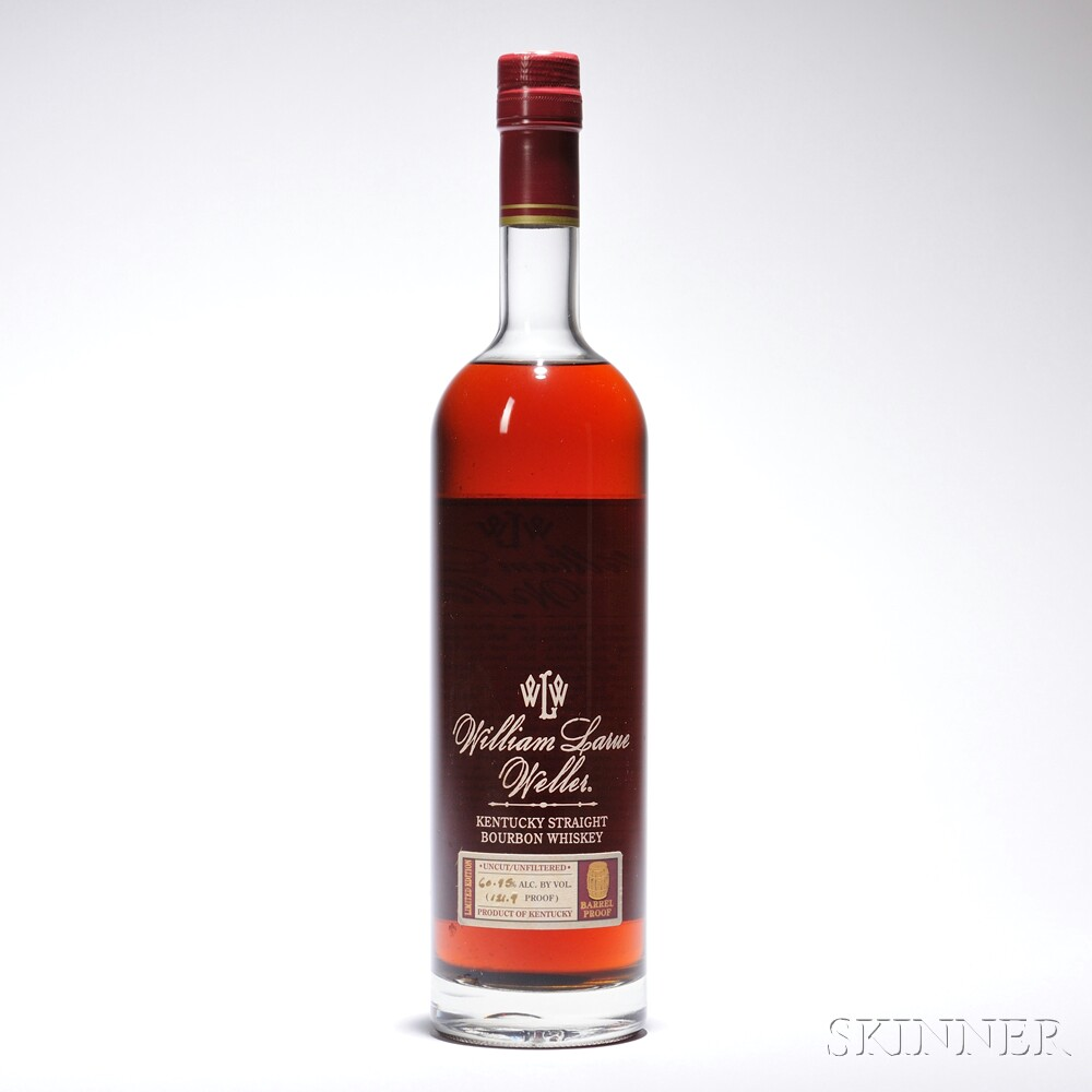 Buffalo Trace Antique Collection William Larue Weller 2005, 1 750ml bottle