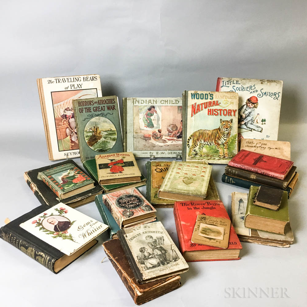 Group of Early Card Games