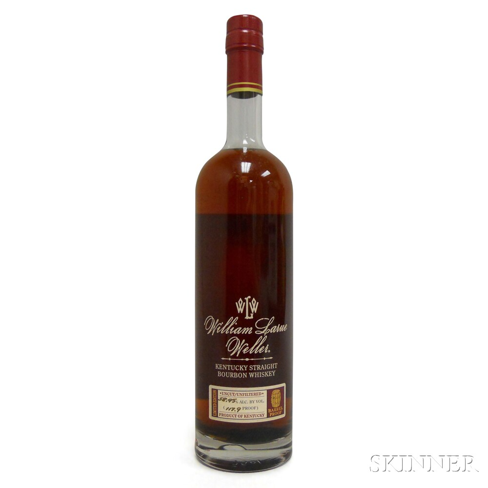 Buffalo Trace Antique Collection William Larue Weller 2007, 1 750ml bottle