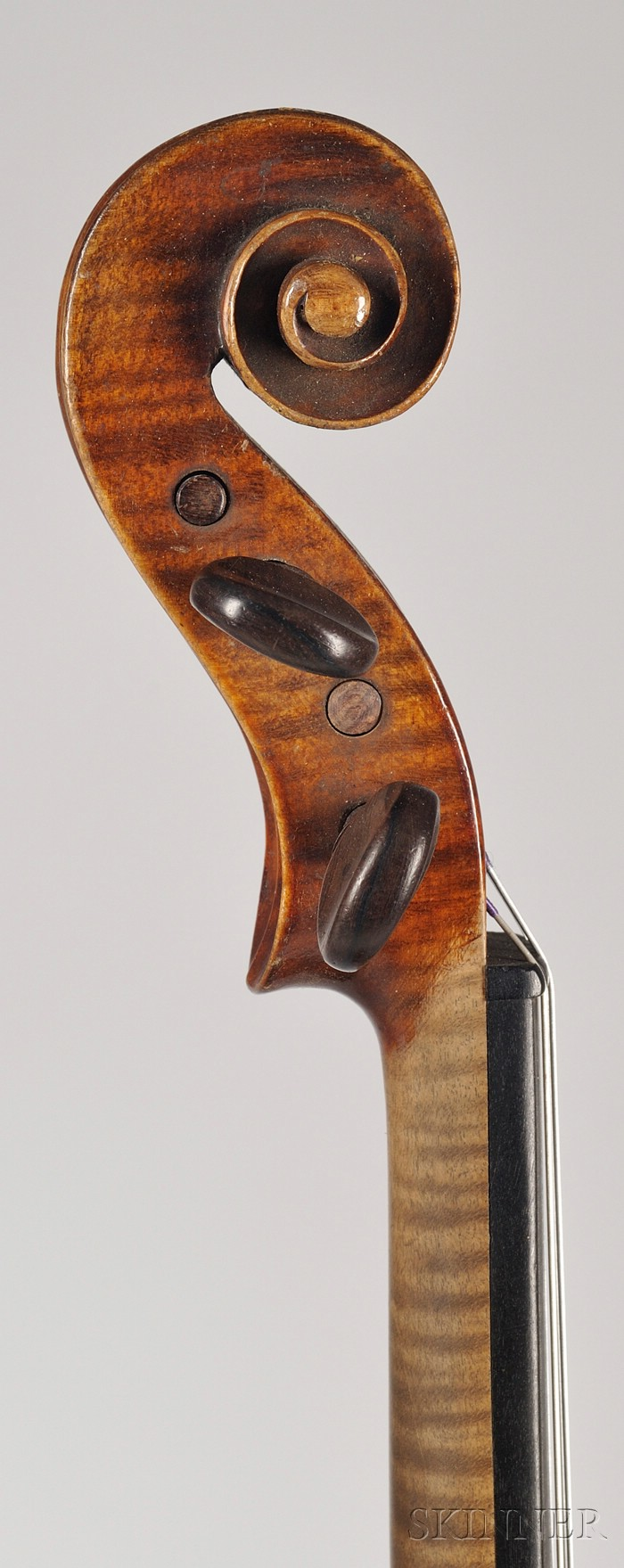 German Violin, Wolff Brothers, Kreuznach, c. 1895