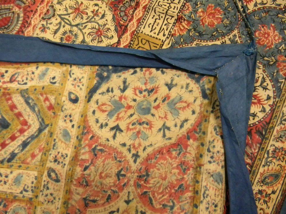 Palimpore Printed Prayer Textile