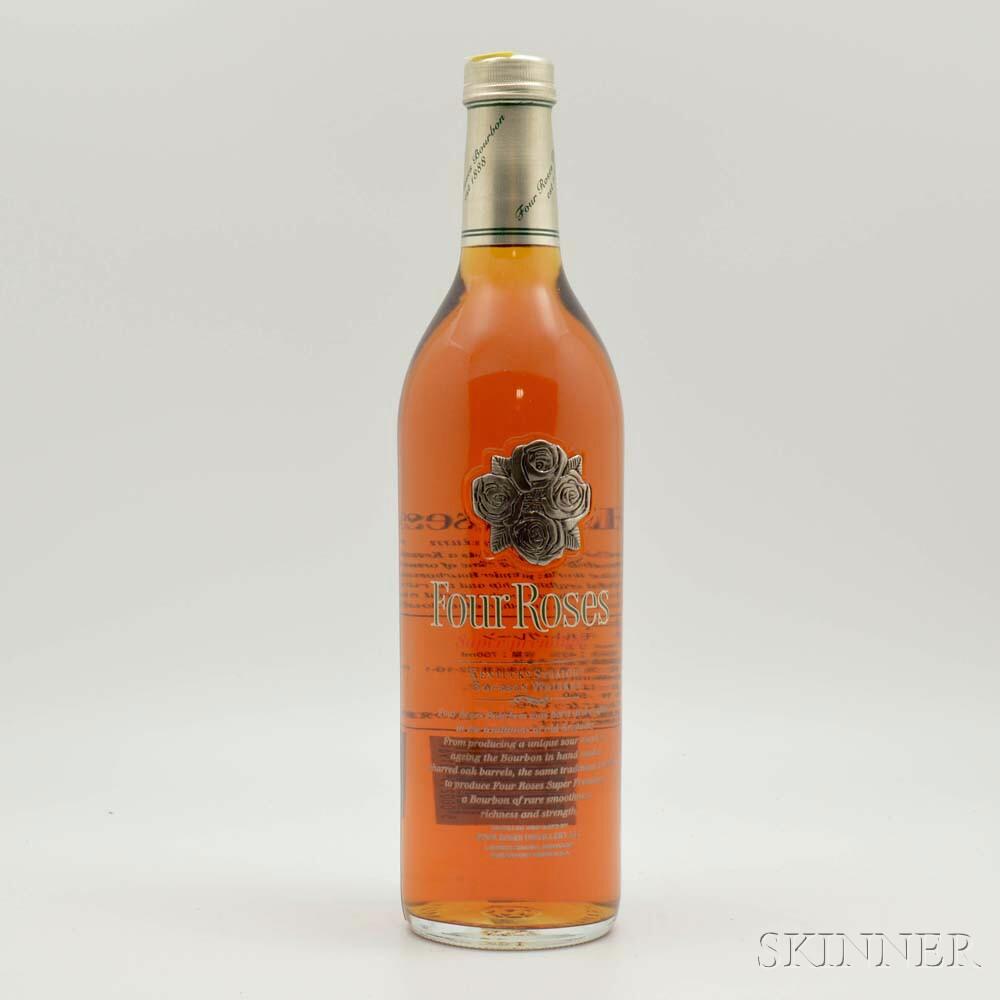 Four Roses Super Premium, 1 750ml bottle