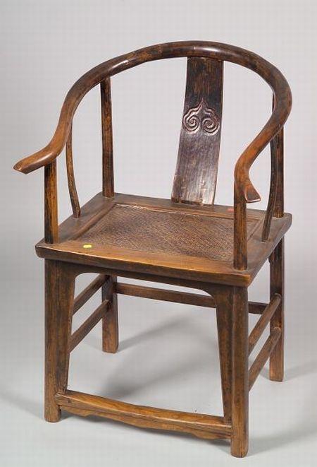 Pair of Yoke-back Chairs
