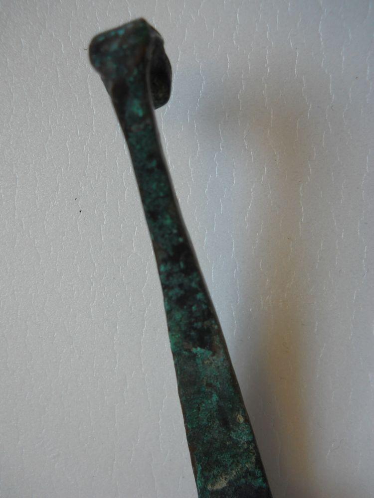 Bronze Dragon Belt Buckle