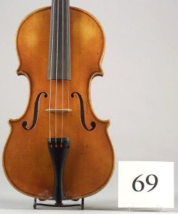 Modern Italian Violin, Annibale Fagnola, Turin, 1929