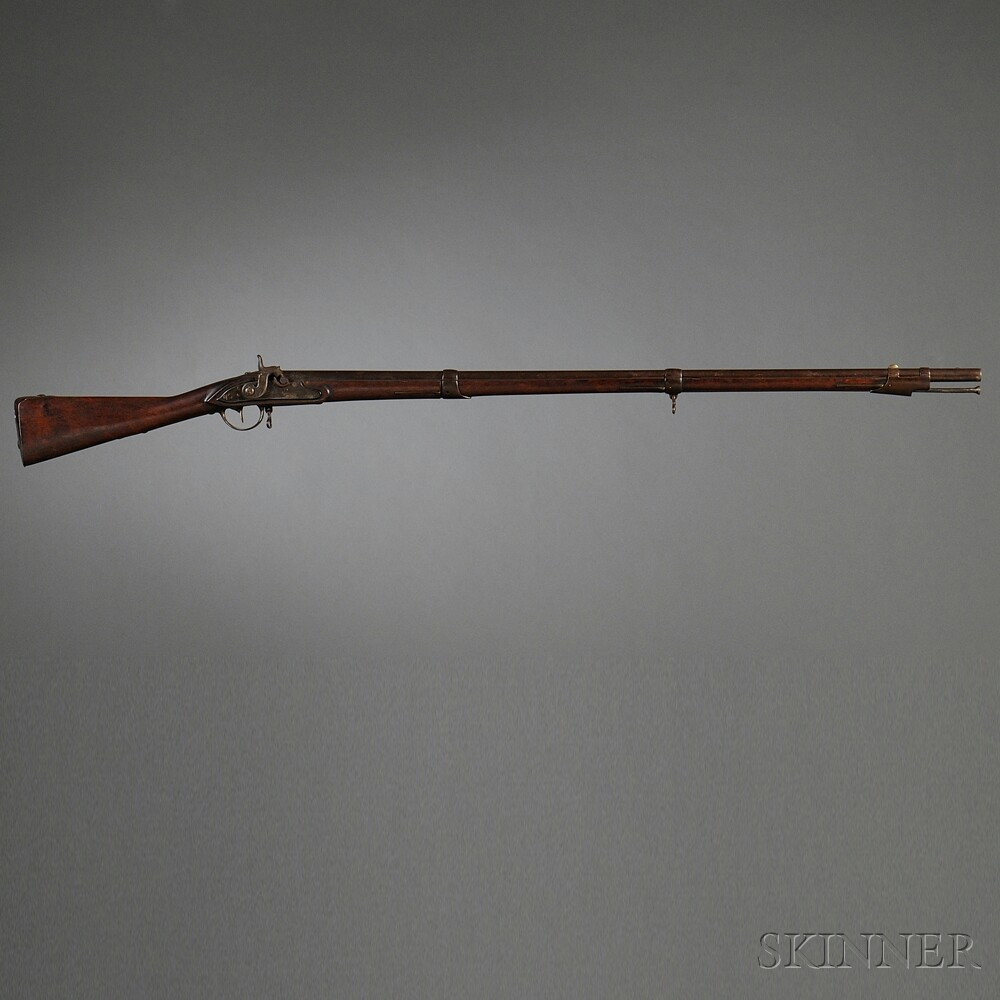 Converted French Model 1766/68 Musket