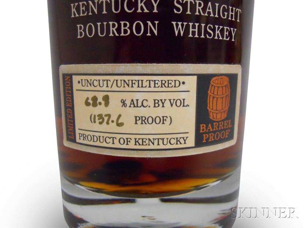 Buffalo Trace Antique Collection George T. Stagg 2002, 1 750ml bottle