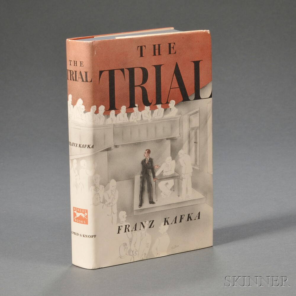 Kafka, Franz (1883-1924) The Trial