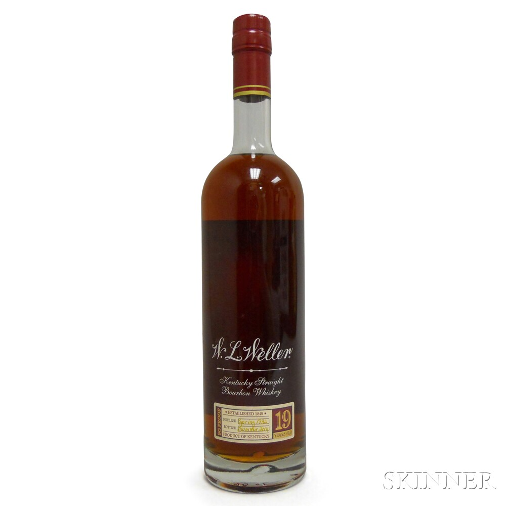 Buffalo Trace Antique Collection W.L. Weller 19 Years Old 2001, 1 750ml bottle