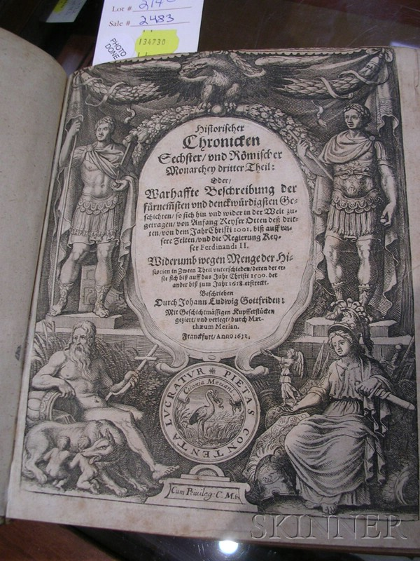 Abelin, Johann Philipp (d. circa 1634) and Merian, Matthias