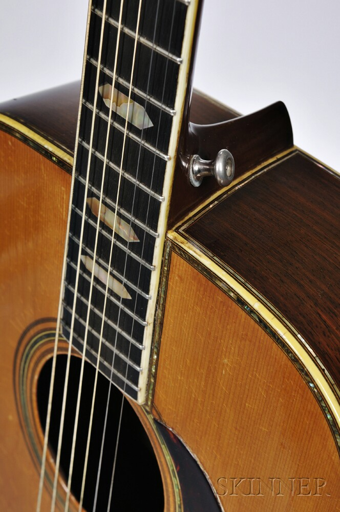 C.F. Martin & Co. D-45 Acoustic Guitar, 1941