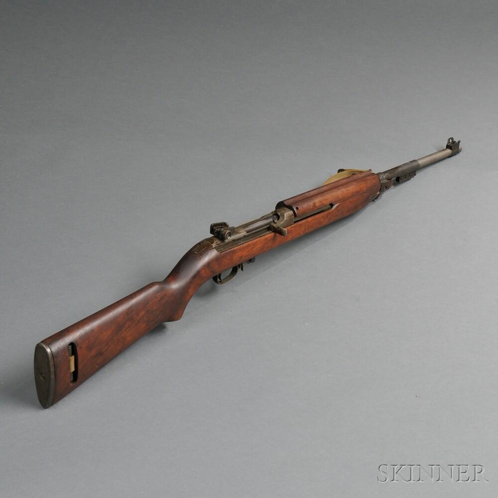 U.S. M1 Semi-automatic Carbine