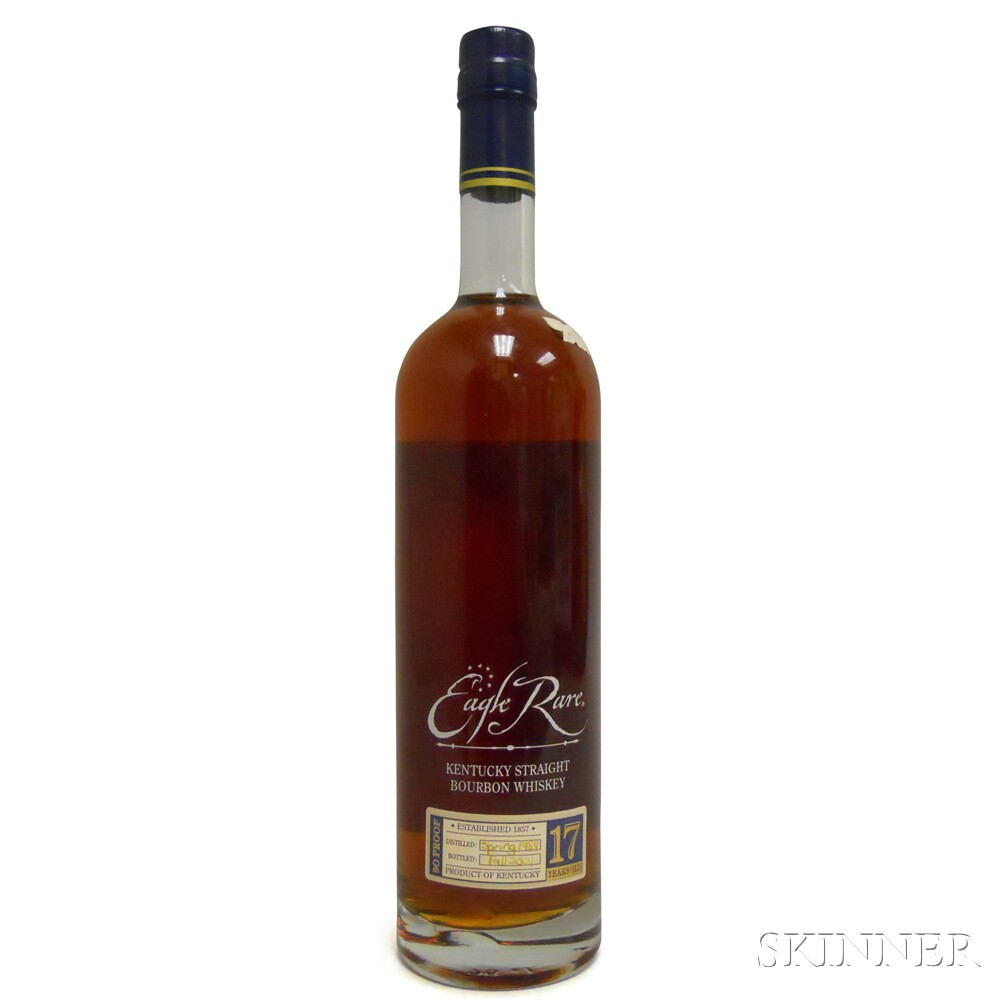 Buffalo Trace Antique Collection Eagle Rare 17 Years Old 2001, 1 750ml bottle