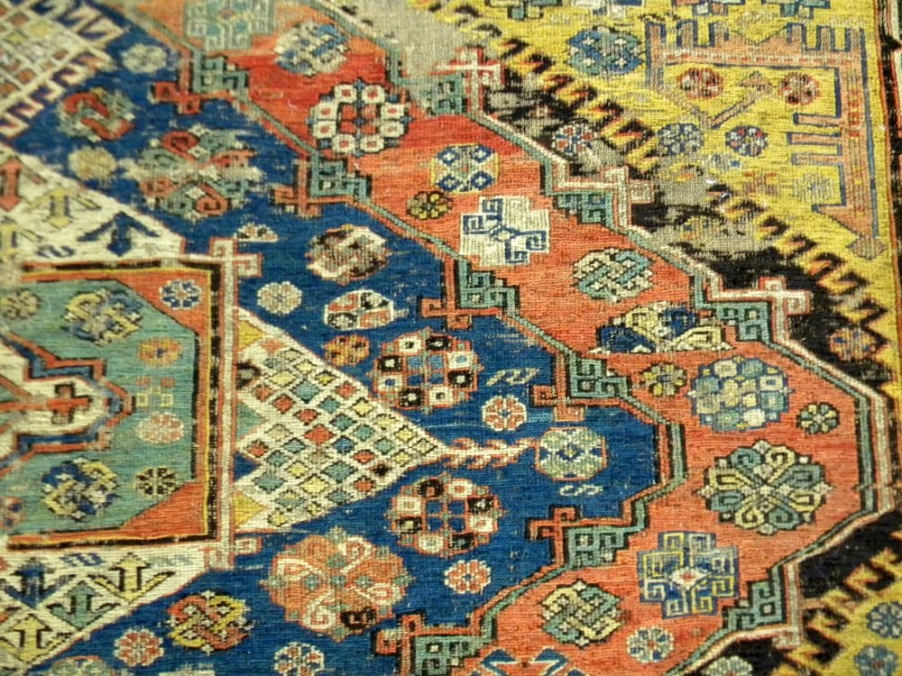 Soumak Carpet