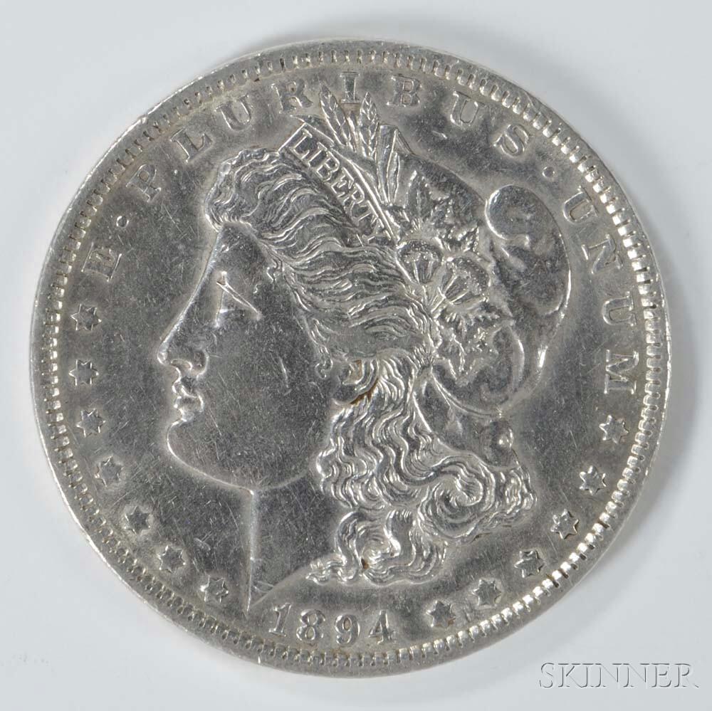 1894 Morgan Dollar