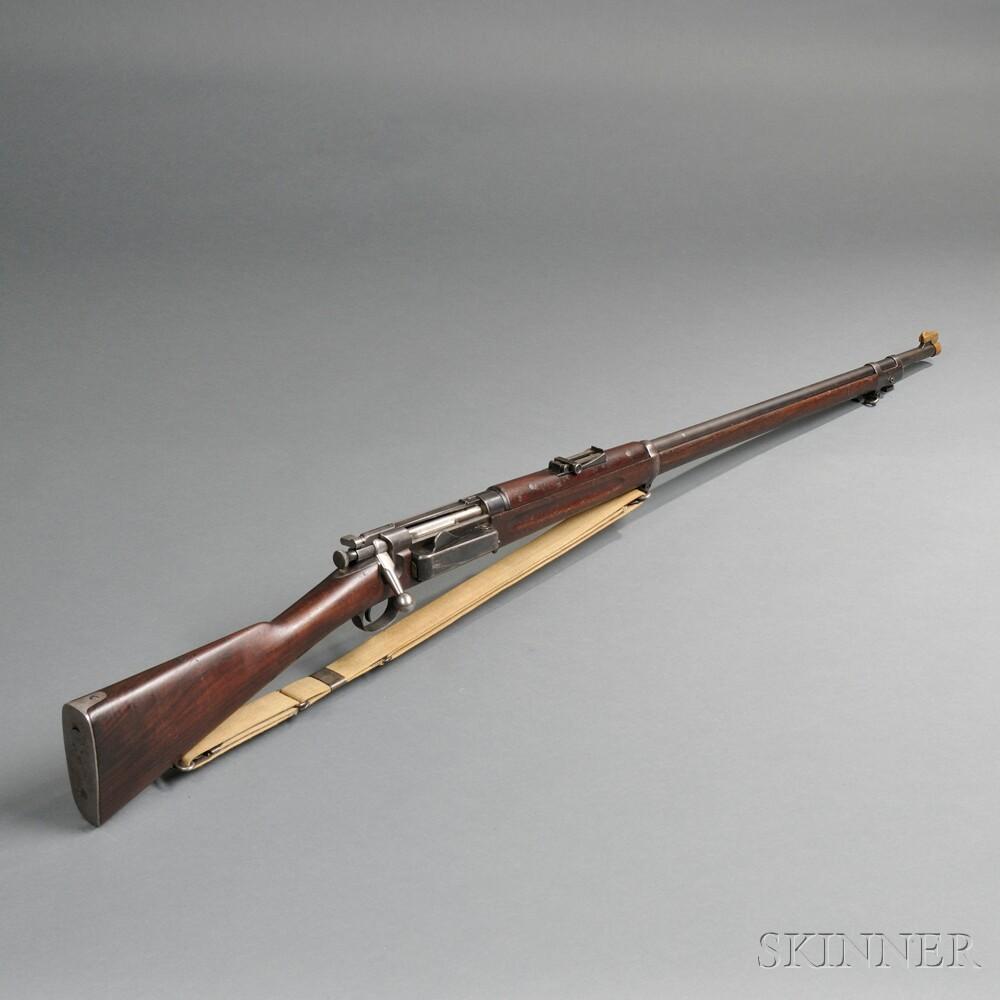 Model 1892 Krag Bolt Action Rifle