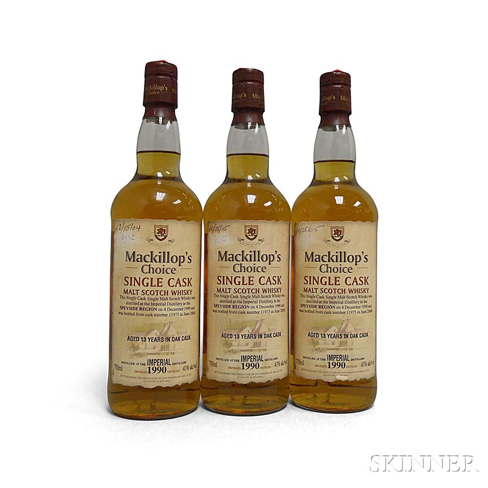 Imperial 13 Years Old 1990, 3 750ml bottles