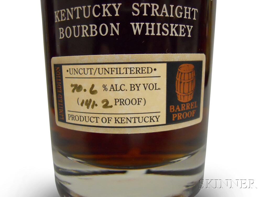 Buffalo Trace Antique Collection George T. Stagg Fall 2005, 3 750ml bottles (oc)