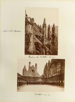 French Architecture and Topography