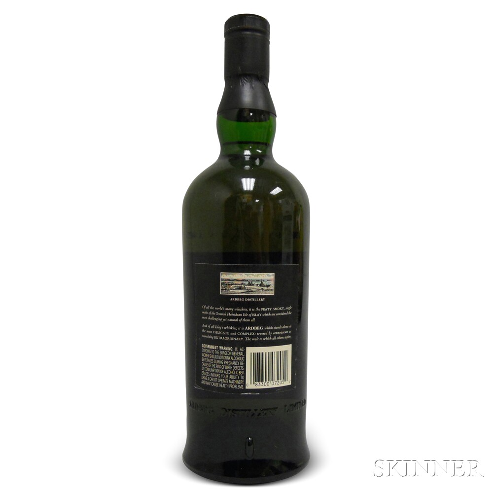 Ardbeg 1978, 1 750ml bottle