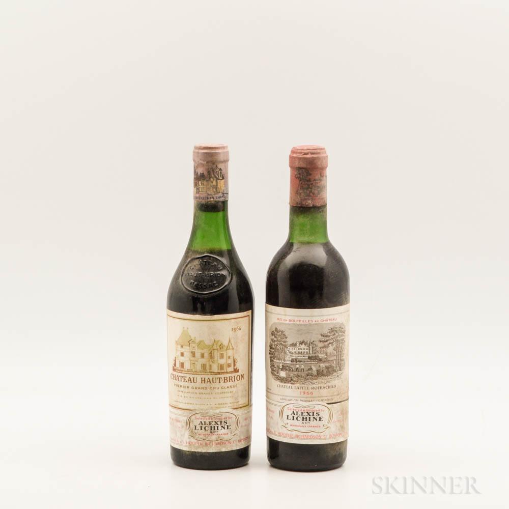 1er Cru Classe Demi Duo, 2 demi bottles