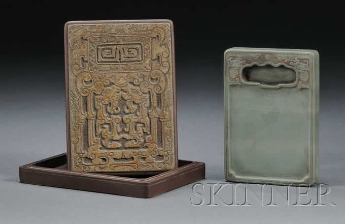 Ink Stone with Box