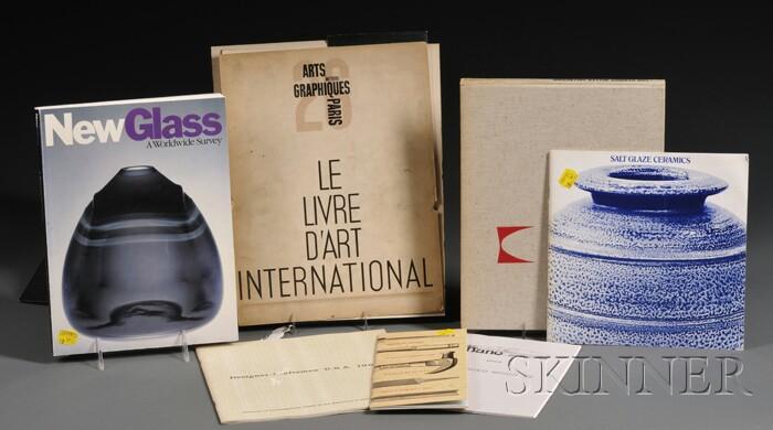 Six Assorted Design Publications