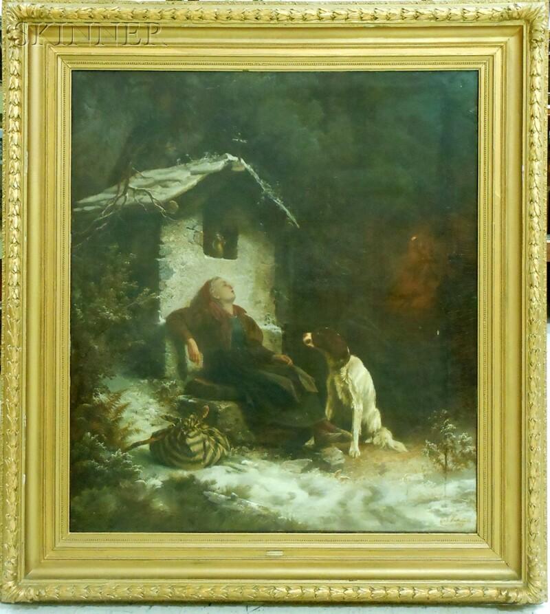 Carl Porttmann (German, 1837-1894)      Found