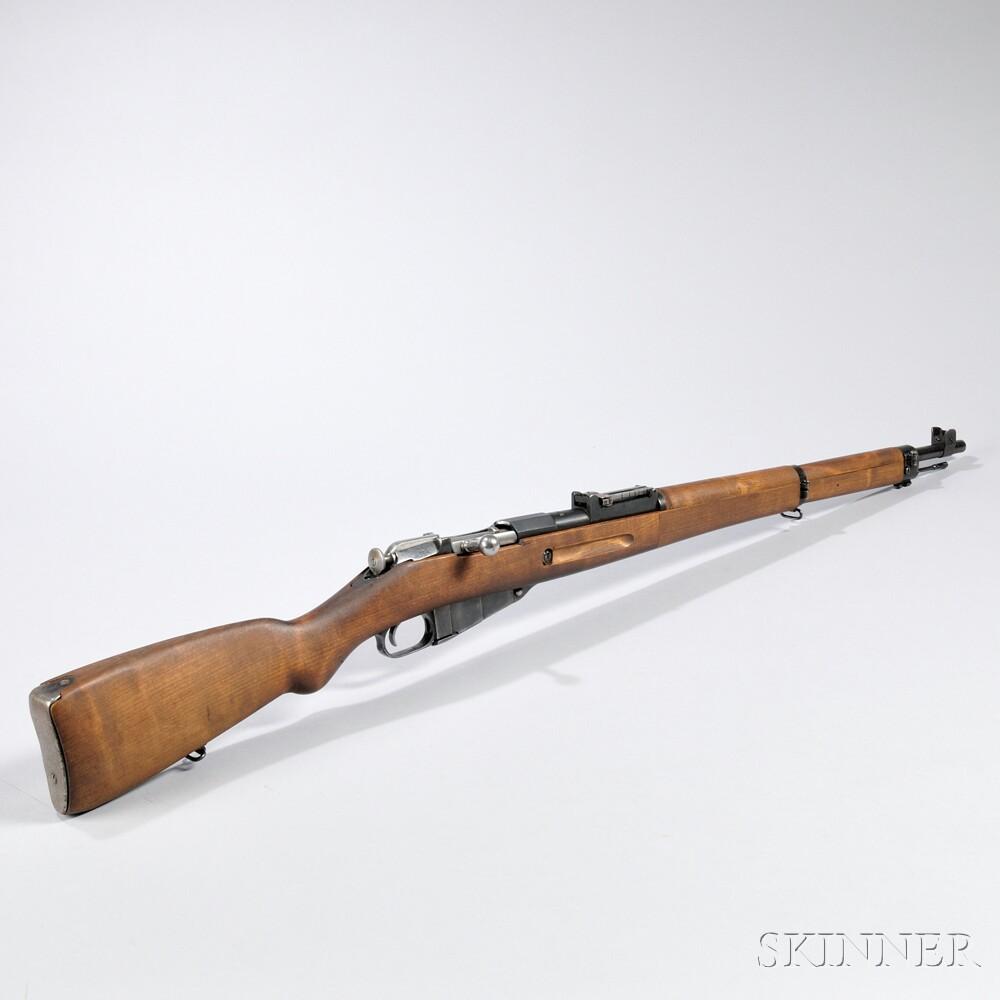 Finnish M39 Mosin-Nagant Bolt-action Rifle