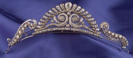 Antique Diamond Tiara Sale Number 2311 Lot Number 323