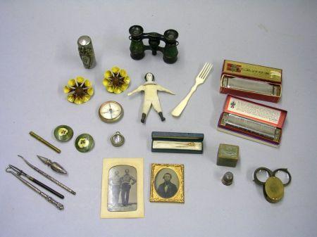 Miscellaneous Group of Victorian Ephemera