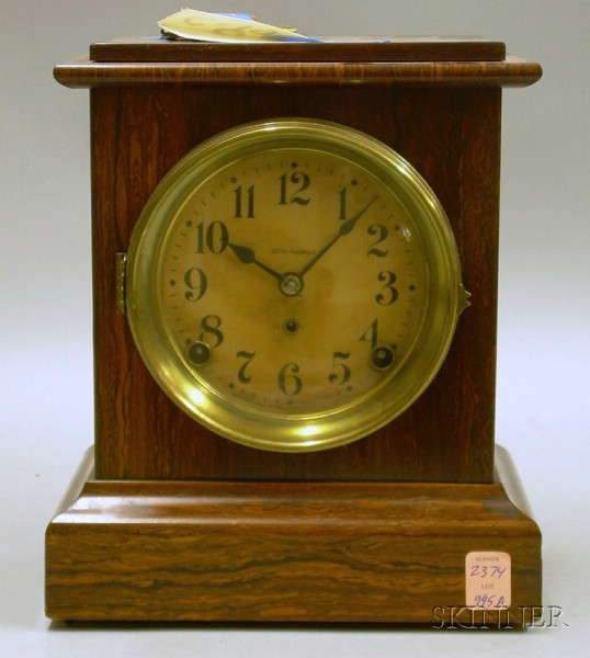 Seth Thomas Adamatine Mantel Clock
