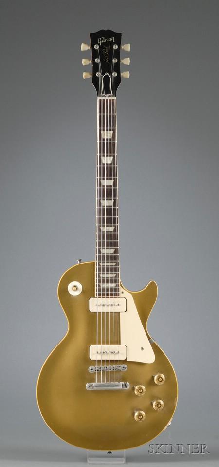 American Electric Guitar, Gibson Incorporated, Kalamazoo, 1956, Model Les Paul