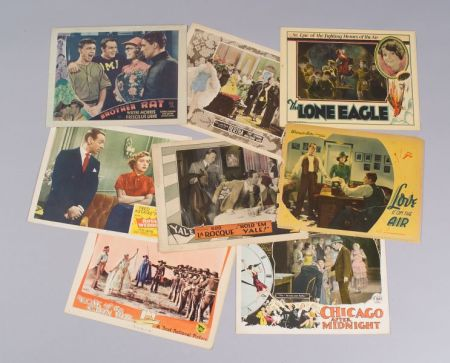 Twelve Cinema Lobby Cards