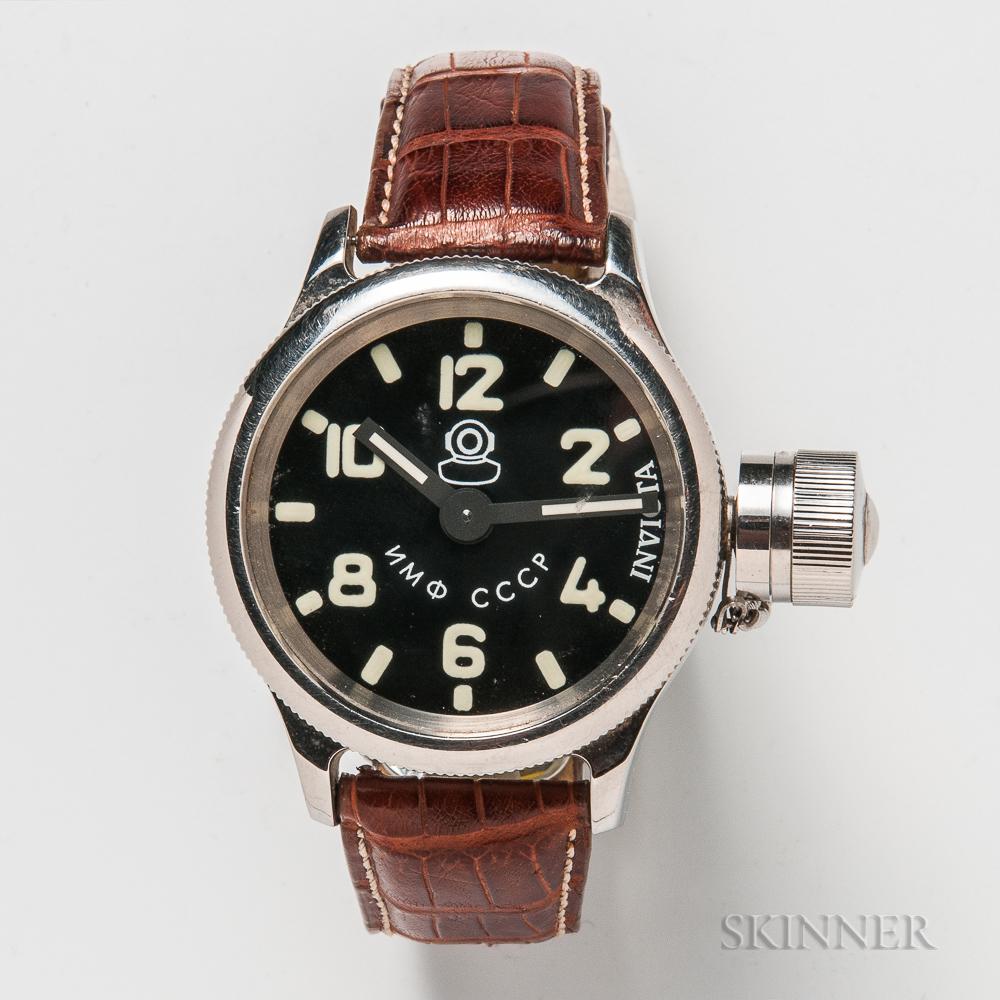 Invicta Russian Dive Watch