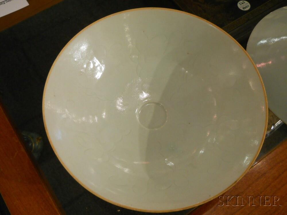 Two Qingbai Bowls