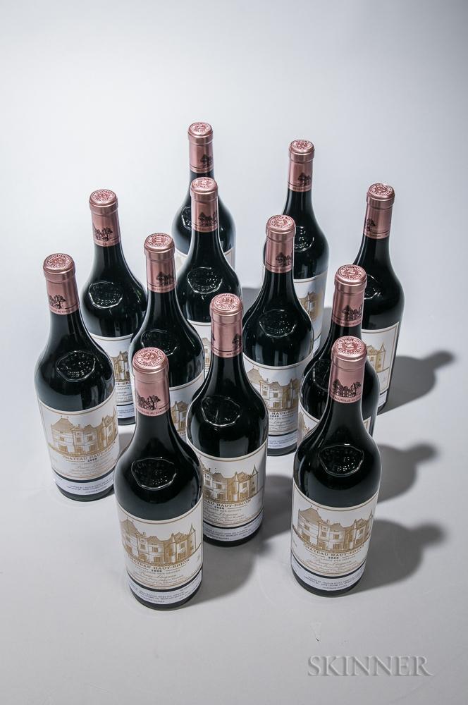 Chateau Haut Brion 2000, 12 bottles (owc)