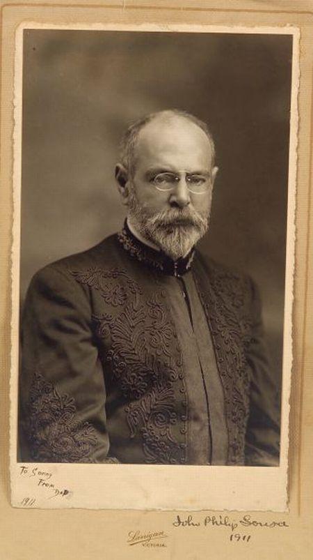 Sousa, John Philip (1854-1932)